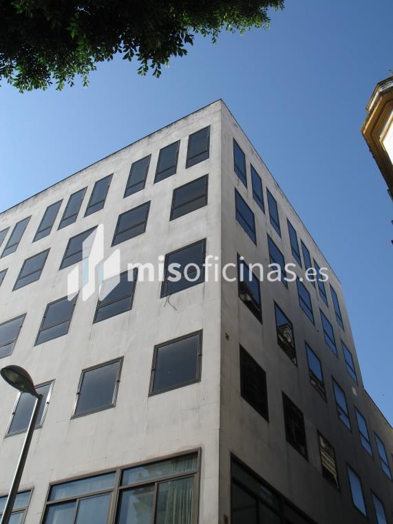 Oficina en alquiler en Plaza Encarnación 24 de 5.955 metros en Sevilla foto 1