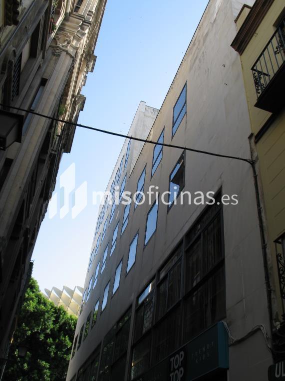 Oficina en alquiler en Plaza Encarnación 24 de 5.955 metros en Sevilla foto 2
