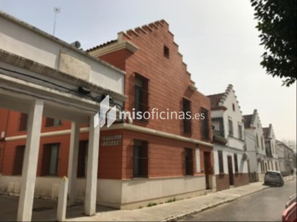Oficina en alquiler en Calle Teatinos de 202 metros en SevillaVista exterior frontal