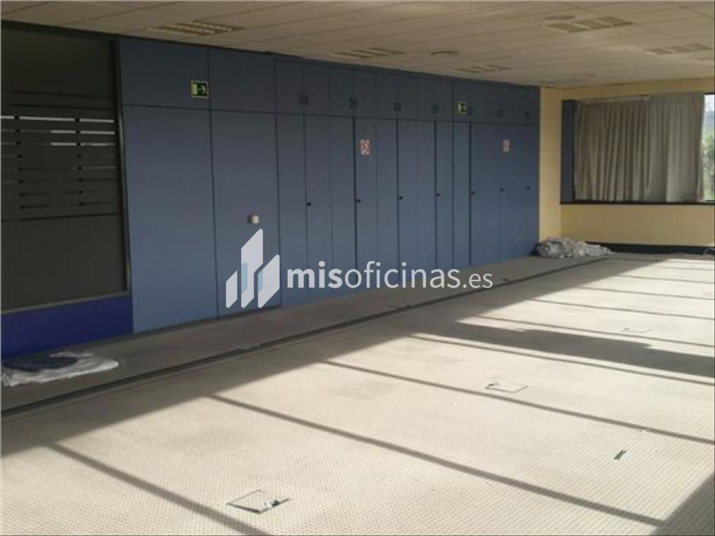 Oficina en alquiler en Calle Almendralejo de 210 metros en SevillaVista exterior frontal