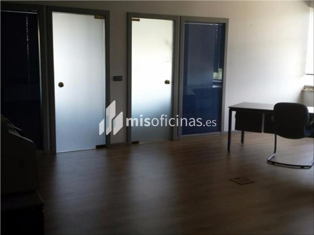 Oficina en alquiler en Calle Almendralejo de 146 metros en SevillaVista exterior frontal