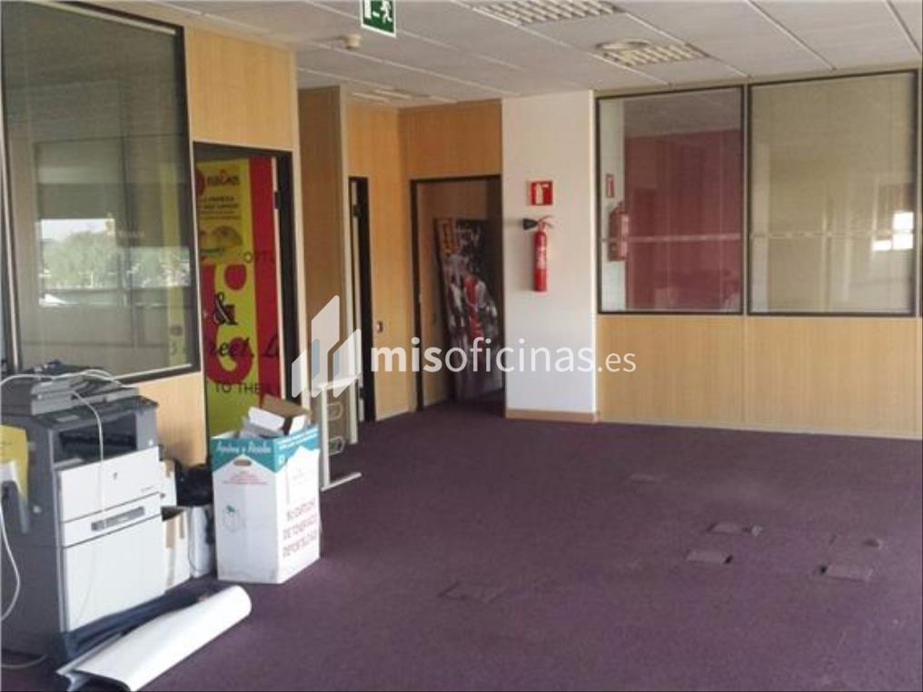 Oficina en alquiler en Avenida Innovación de 347 metros en SevillaVista exterior frontal