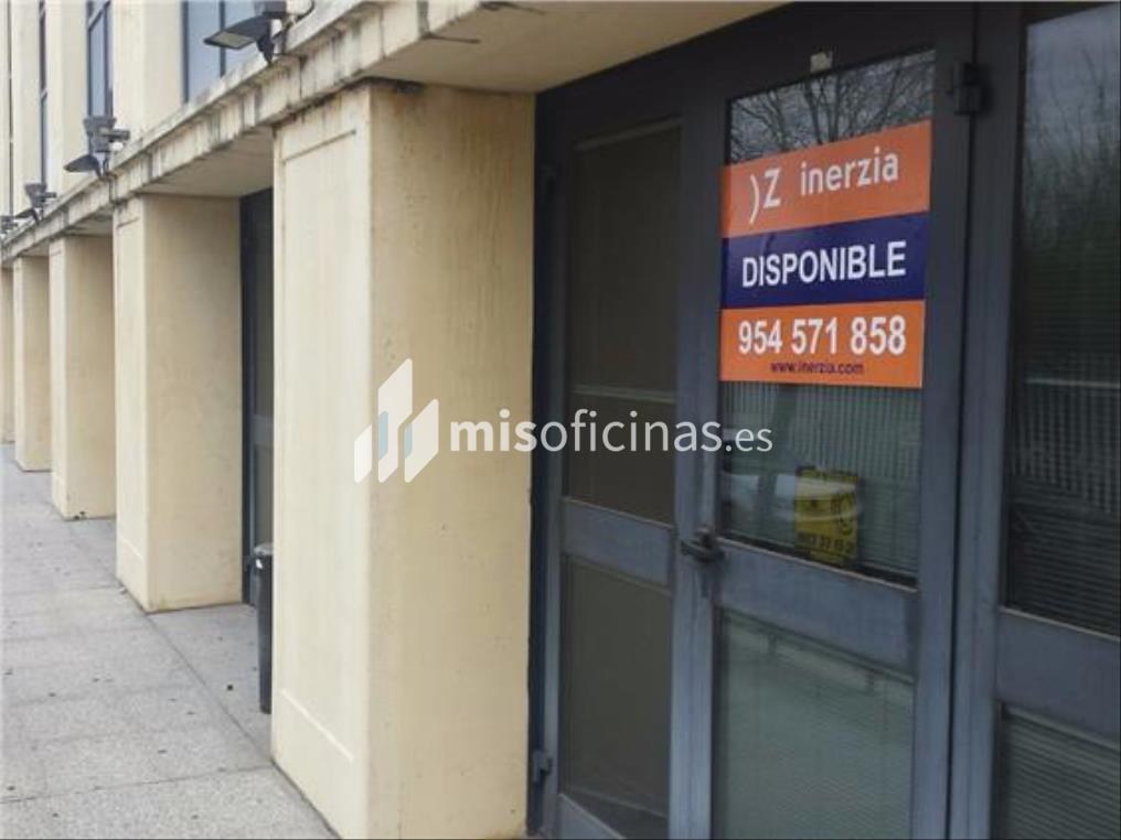 Oficina en alquiler en Calle Américo Vespucio de 1.100 metros en SevillaVista exterior frontal