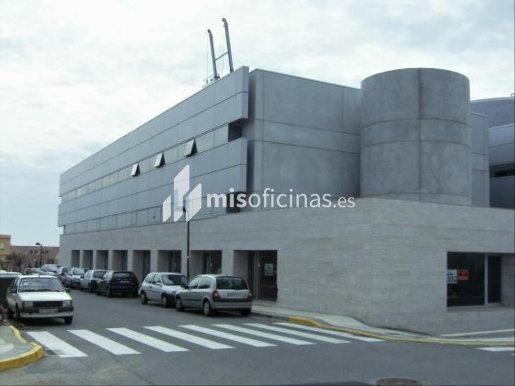 Oficina en venta en Calle Perú de 120 metros en BormujosVista exterior frontal