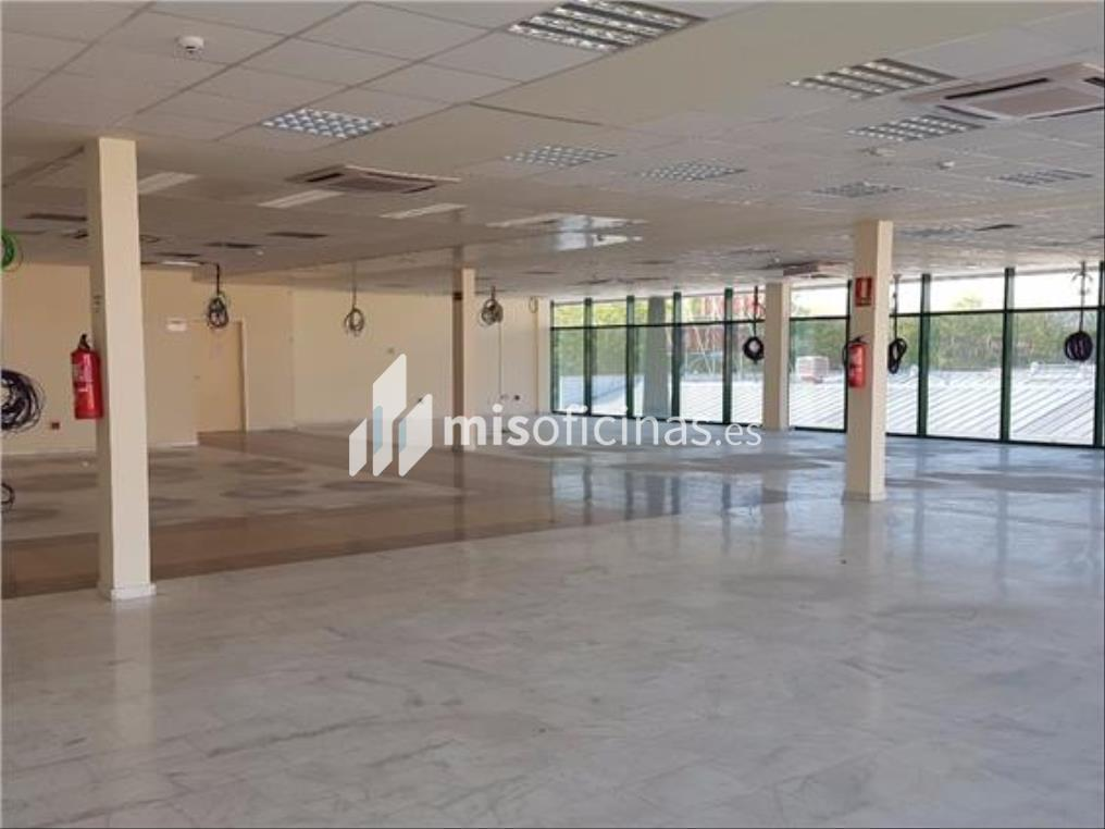 Oficina en alquiler en Calle Aviación de 700 metros en Sevilla foto 1