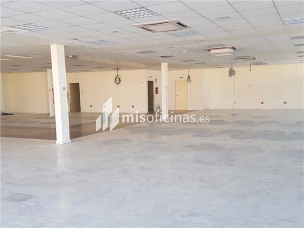 Oficina en alquiler en Calle Aviación de 600 metros en SevillaVista exterior frontal