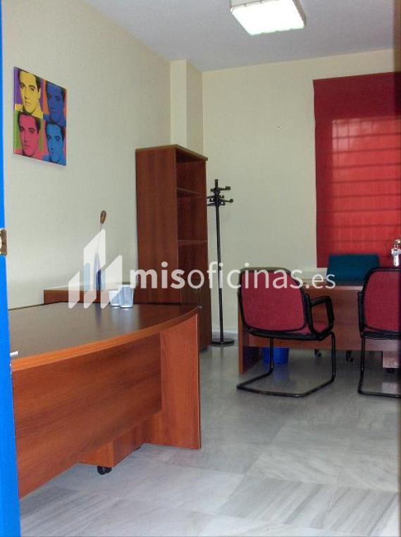 Oficina en alquiler en Avenida De La Palmera. de 500 metros en Sevilla foto 1