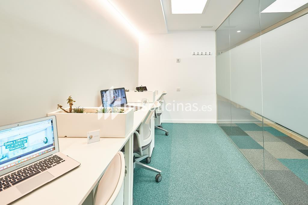 Oficina en alquiler en Calle Paseo De Gracia  54, Pl.3 D de 8 metros en Gràcia, Barcelona foto 1