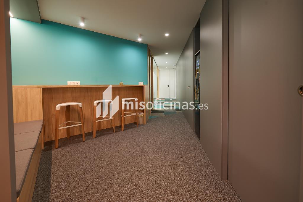 Oficina en alquiler en Calle Paseo De Gracia  54, Pl.3 D de 8 metros en Gràcia, Barcelona foto 3