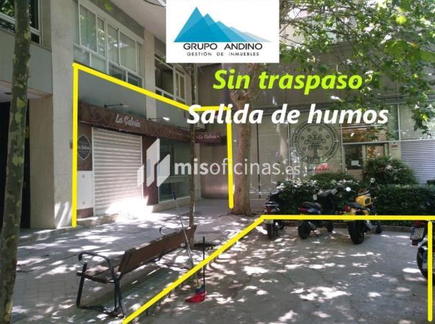 13ae775474 Local en Paseo De La Castellana, Chamartin, Madrid