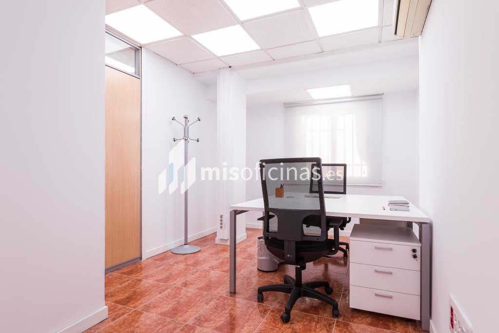 Oficina en alquiler en Avenida Pio Xii  1, Esc.5 de 8 metros en ValenciaVista exterior frontal