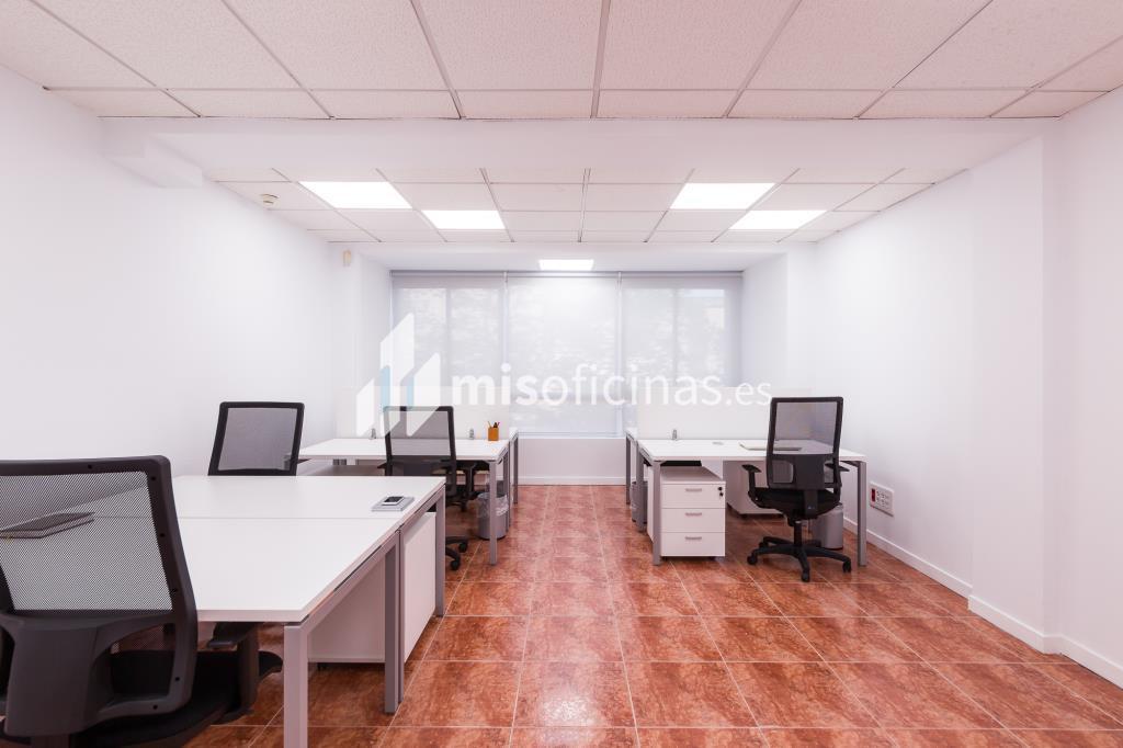 Oficina en alquiler en Avenida Pio Xii  1, Esc.5 de 20 metros en ValenciaVista exterior frontal