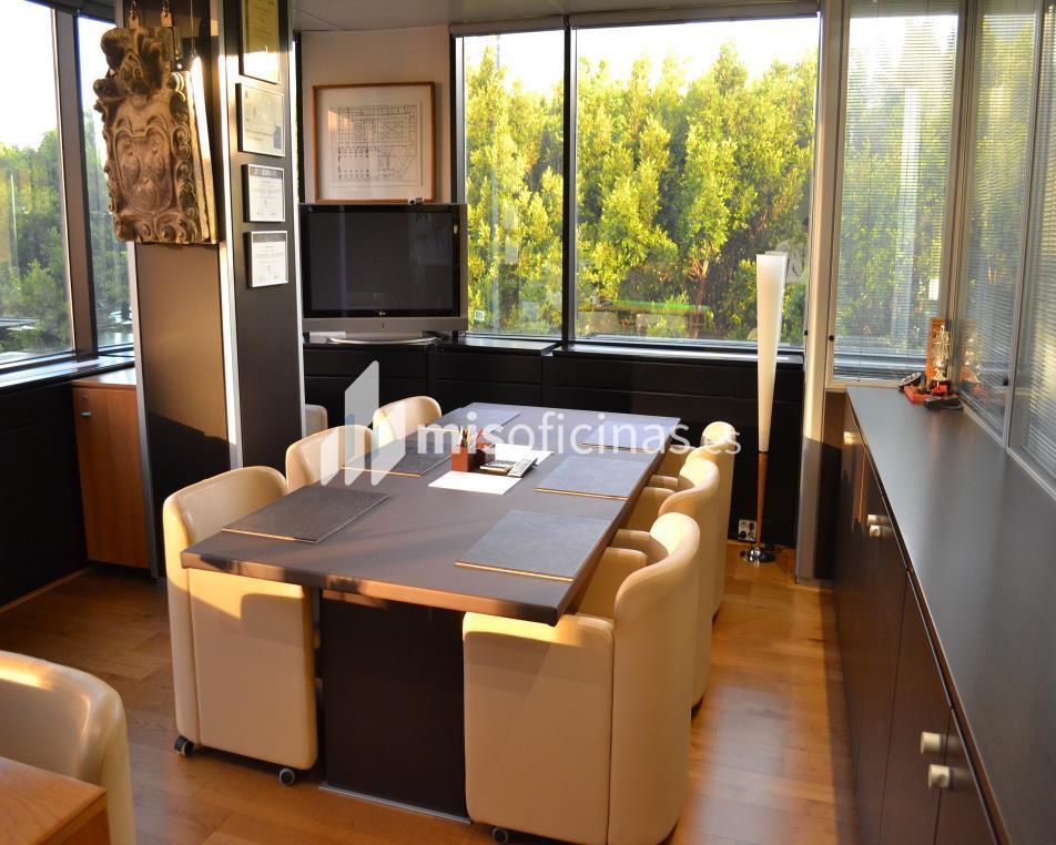 Oficina en alquiler en Paseo Paseo De La Alameda 34 de 15 metros en Valencia foto 1