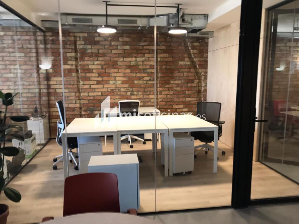 Oficina en alquiler en Conde De Borrel 62, Pl.7 de 14 metros, Sant Antoni, BarcelonaVista exterior frontal