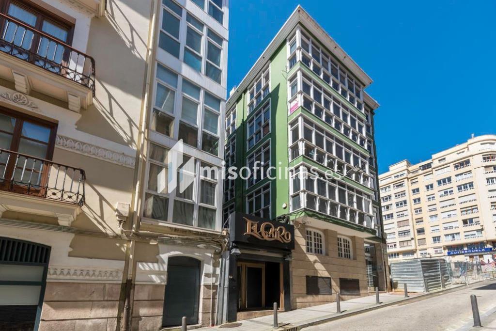 Oficina en alquiler en Calle Calle Moctezuma  3 de 85 metros, SantanderVista exterior frontal