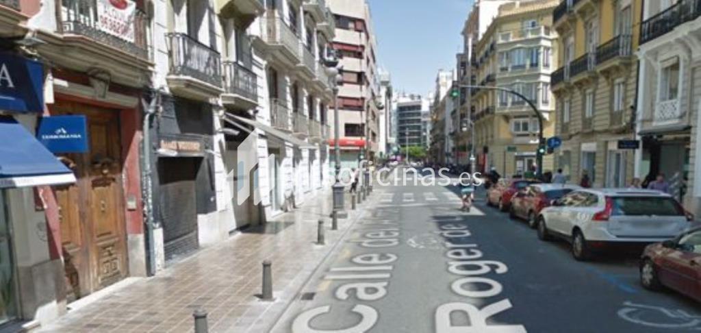 Local en alquiler en Roger De Lauria, Pl.0 de 92 metros, ValenciaVista exterior frontal
