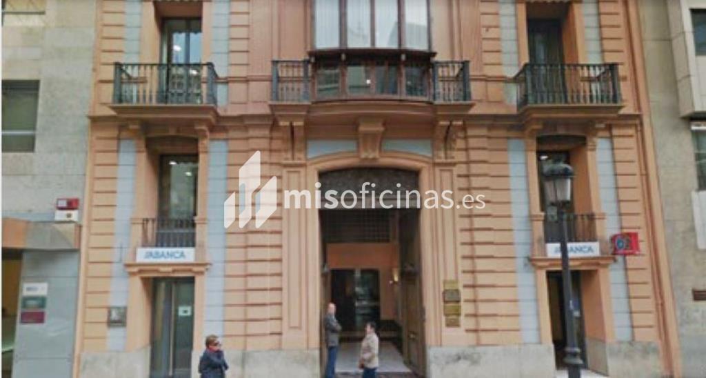 Oficina en alquiler en Calle Pintor Sorolla 13, Pl.0 de 282 metros, ValenciaVista exterior frontal