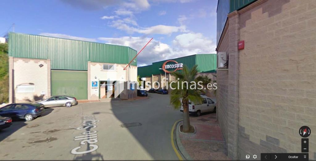 Oficina en alquiler en Calle Tajo,  Poligono La Trocha 7 de 234 metros en Coín foto 1