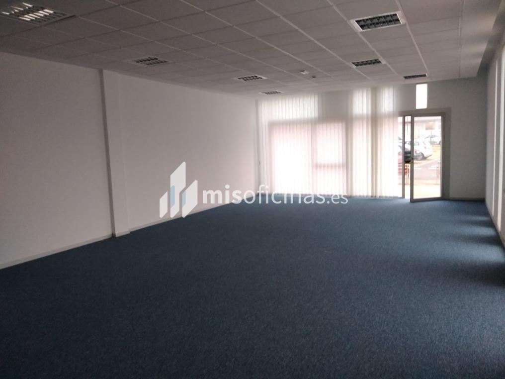 Oficina en venta, de 82 metros, en Vitoria-GasteizVista exterior frontal