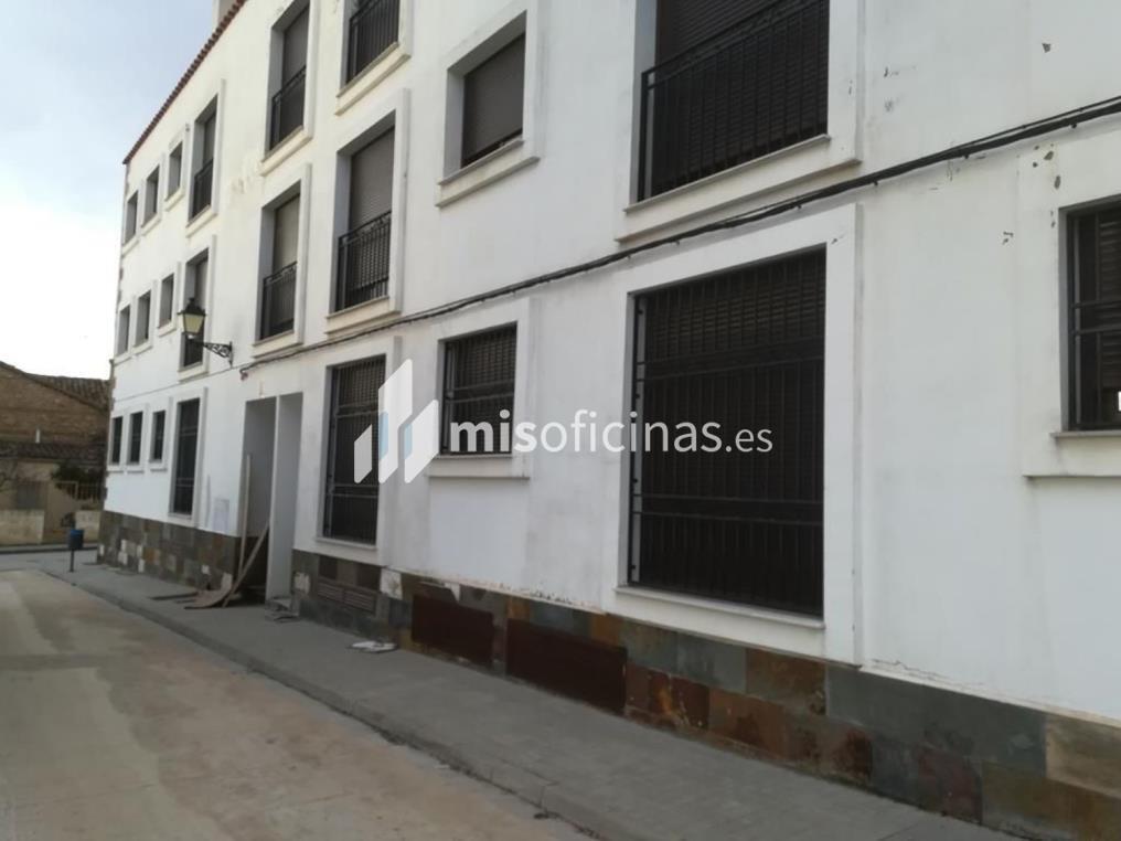 Garaje en venta de 11 metros en Caudete de las FuentesVista exterior frontal