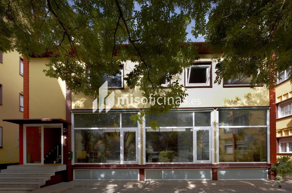 Oficina en venta, de 225 metros, en ZaragozaVista exterior frontal