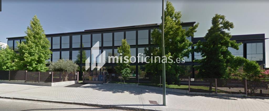 Oficina en venta de 485 metros en Pozuelo de AlarcónVista exterior frontal