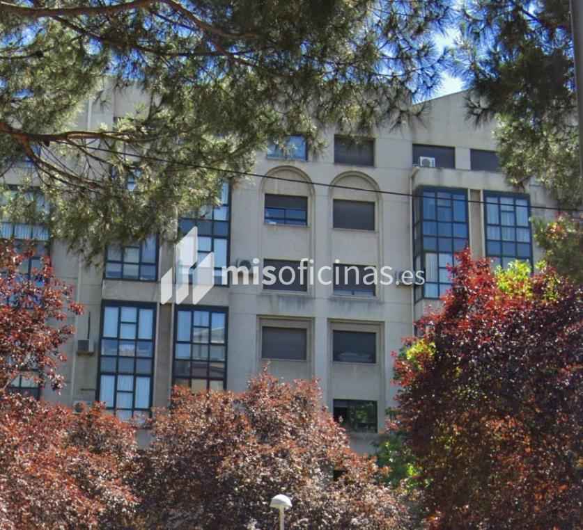 Oficina en venta de 110 metros en Chamberí, MadridVista exterior frontal