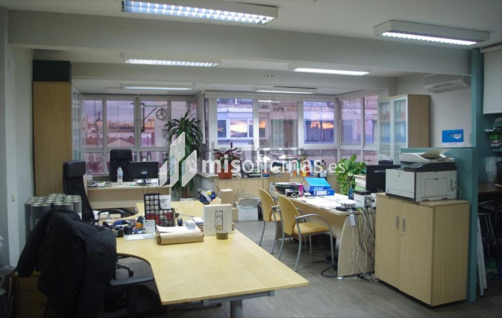 Oficina en venta de 117 metros en Chamberí, Madrid foto 2