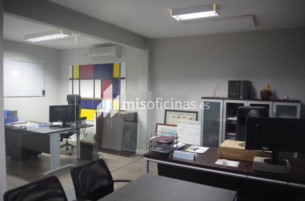 Oficina en venta de 117 metros en Chamberí, Madrid foto 3