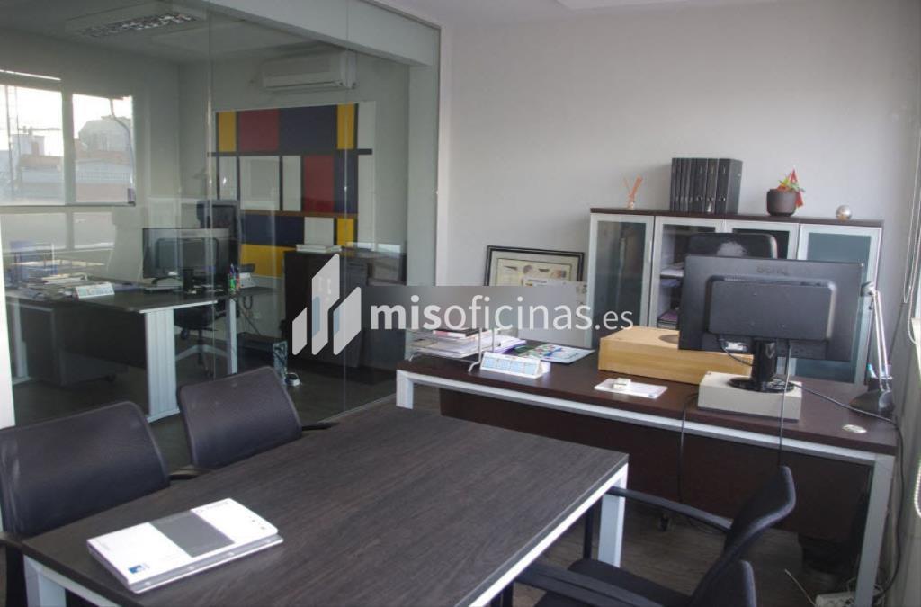 Oficina en venta de 117 metros en Chamberí, Madrid foto 4