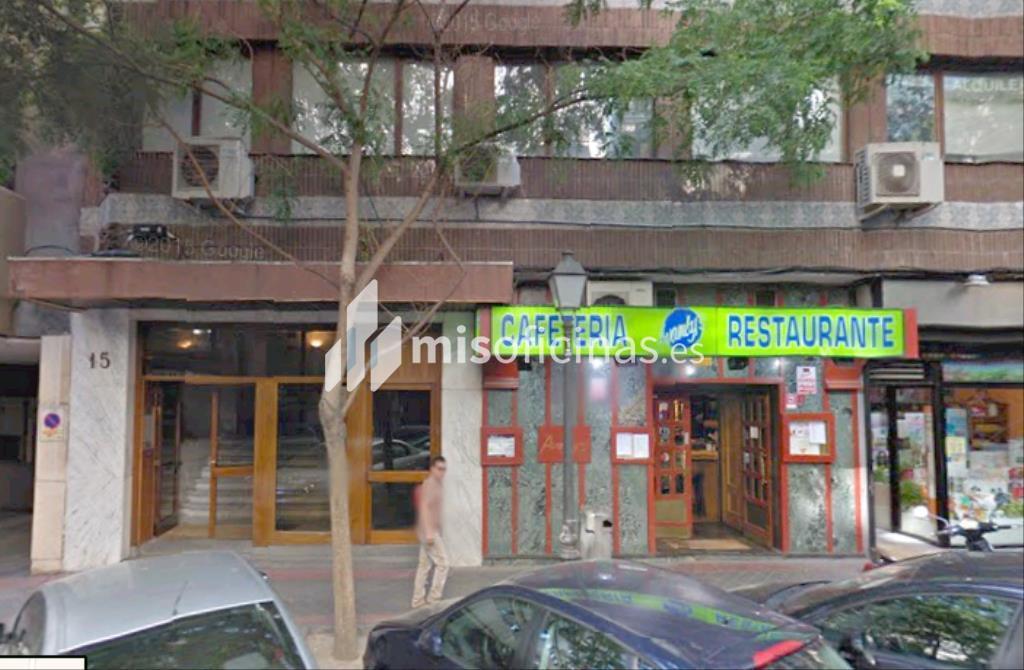 Oficina en venta de 301 metros en Salamanca, MadridVista exterior frontal