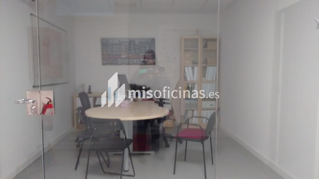 Oficina en venta de 1.194 metros en Alcobendas foto 10