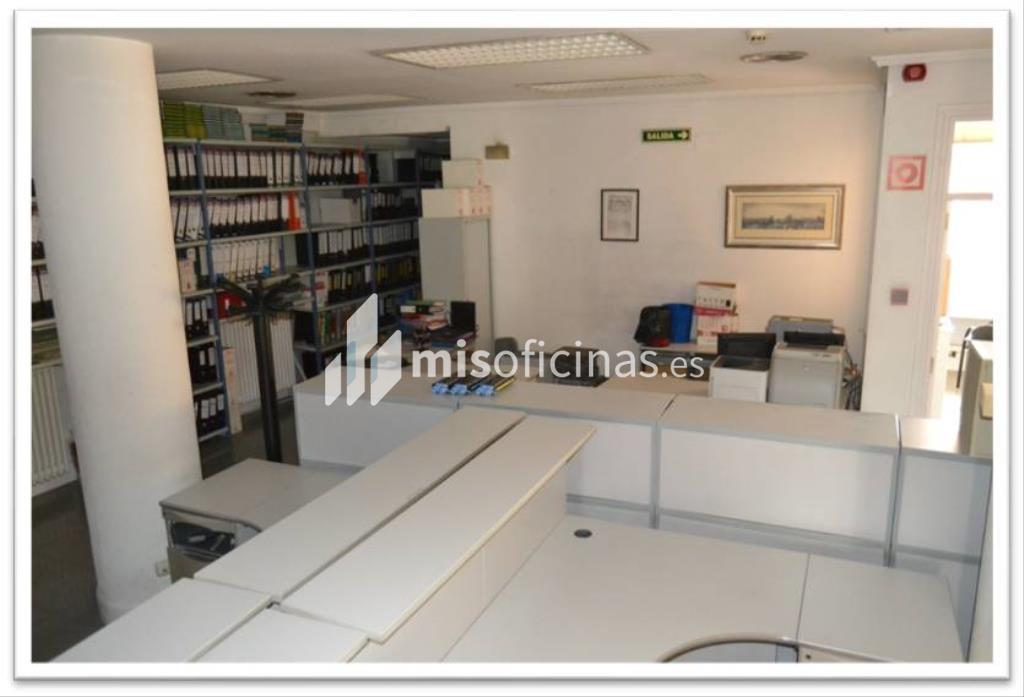 Oficina en venta de 223 metros en Salamanca, Madrid foto 2