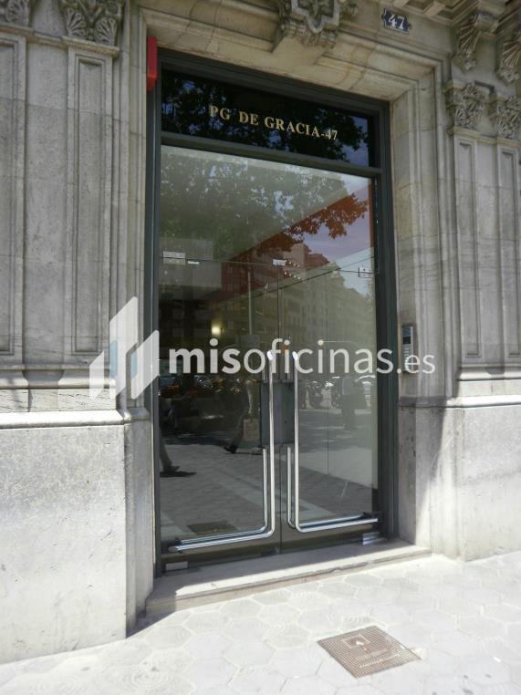 Oficina en alquiler en Paseo Gracia 47, Pl.3 de 396 metros en Eixample, Barcelona foto 1