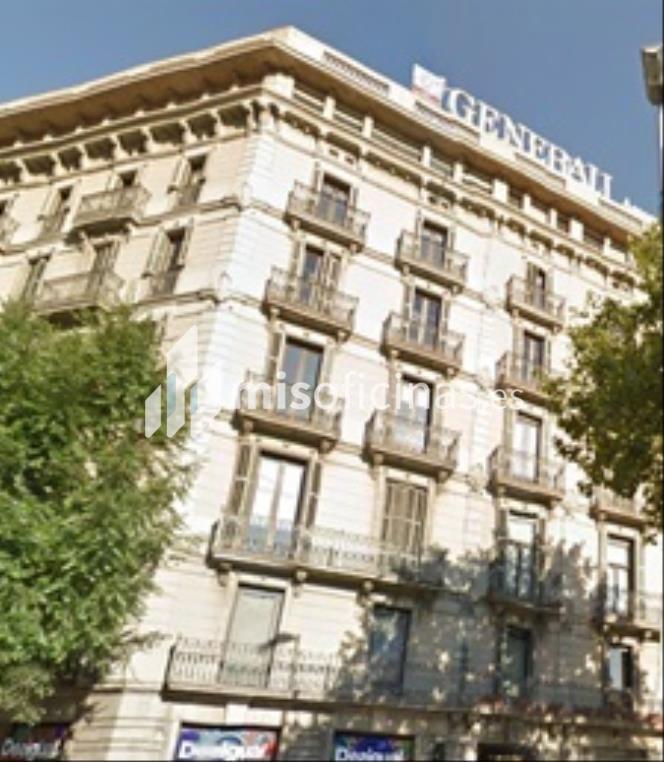 Oficina en alquiler en Paseo Gracia 47, Pl.3 de 396 metros en Eixample, BarcelonaVista exterior frontal