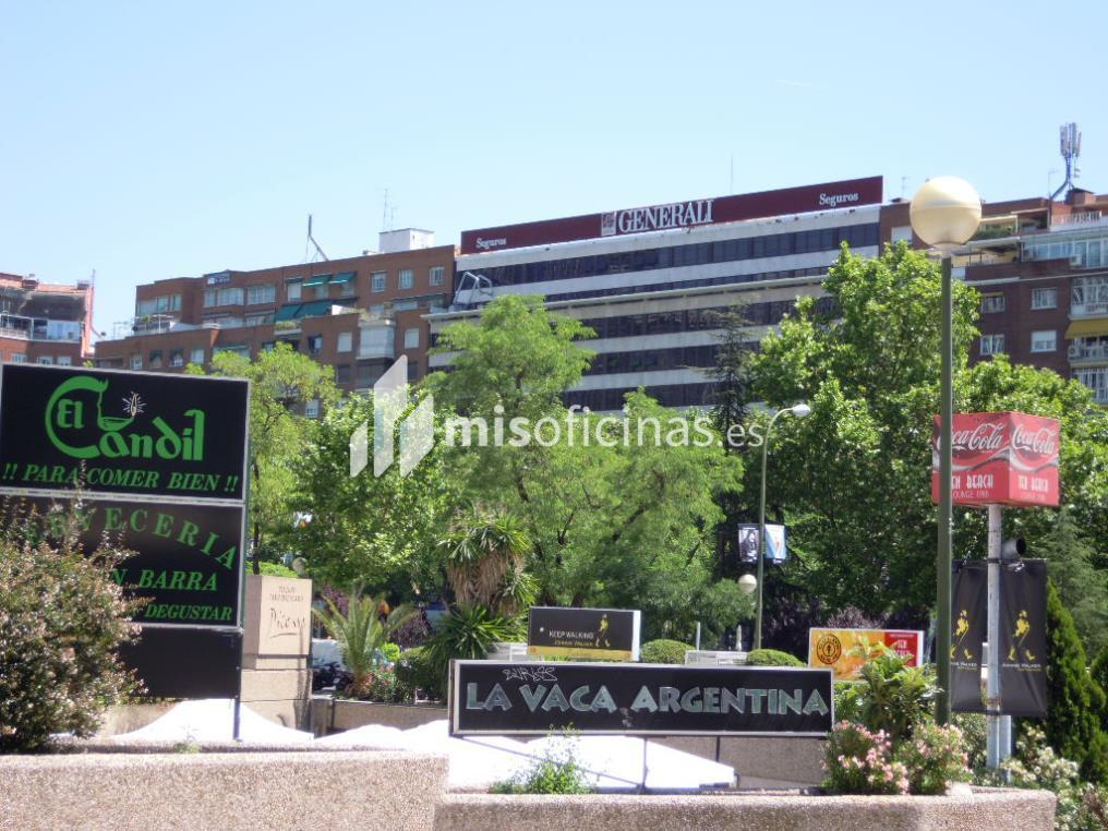 Oficina en alquiler en Paseo Castellana 130, Pl.5º de 1.255 metros en Castellana, Madrid foto 1