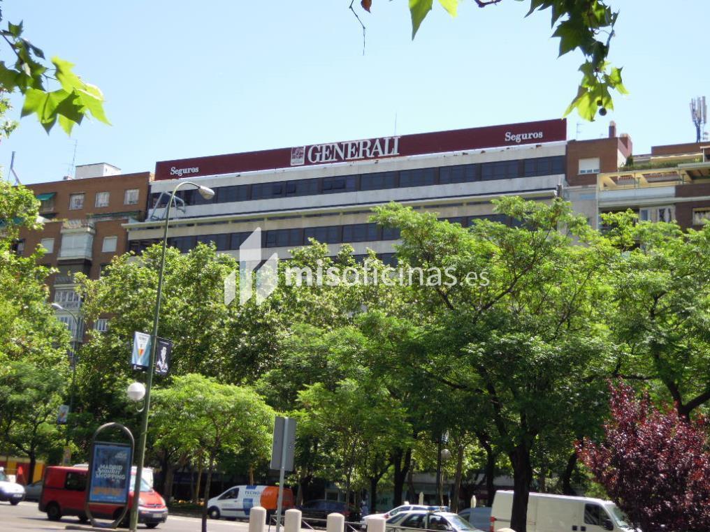 Oficina en alquiler en Paseo Castellana 130, Pl.5º de 1.255 metros en Castellana, Madrid foto 2