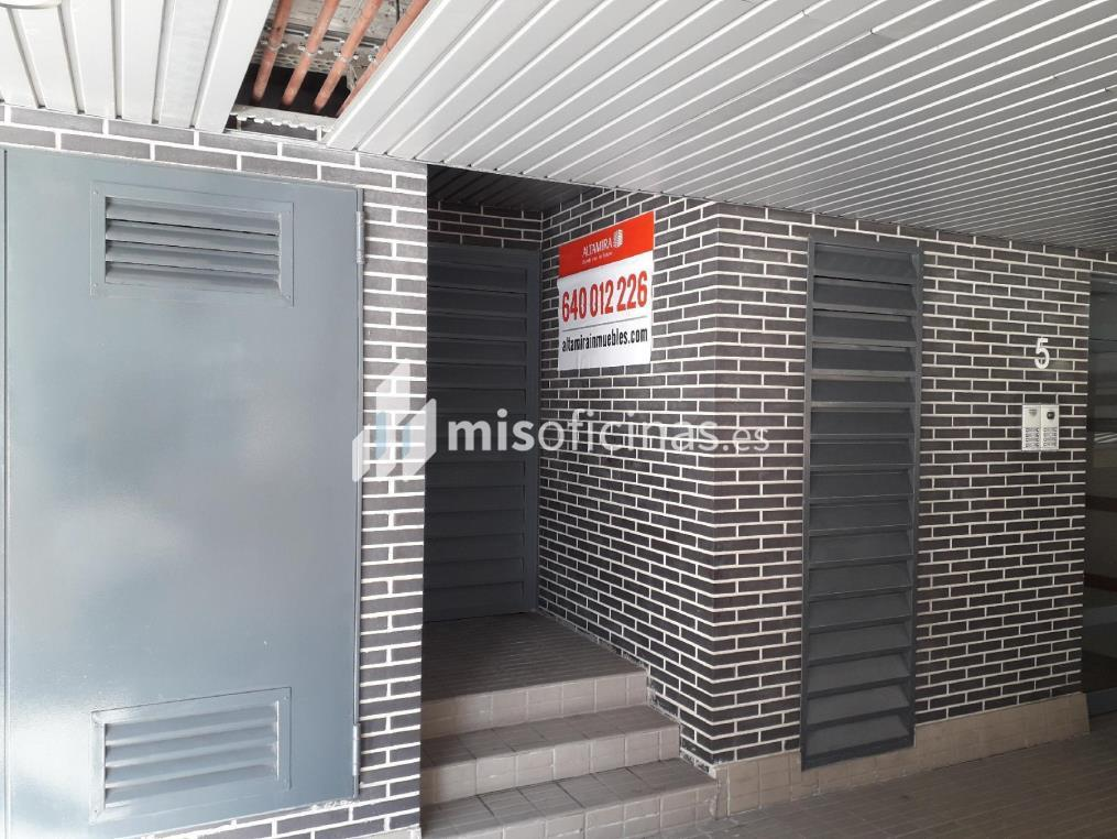 Oficina en venta en Manuel Vazquez Montalbán 9, de 203 metros, ZaragozaVista exterior frontal