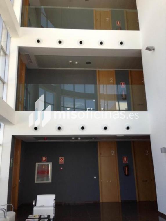 Oficina en alquiler de 63 metros en Paterna foto 2