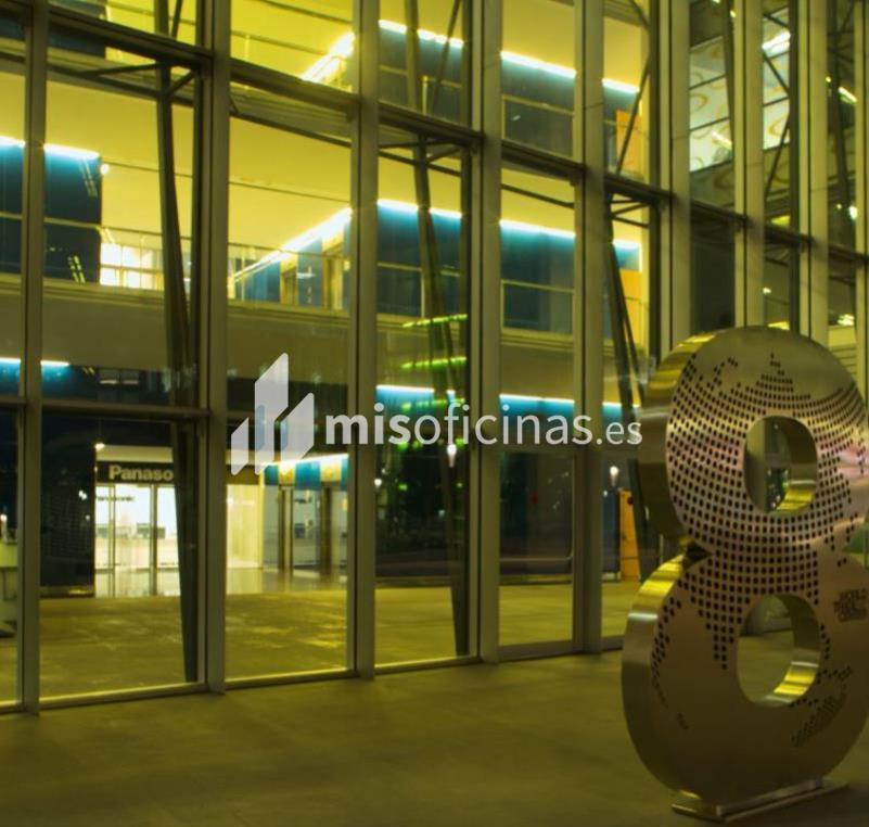 Oficina en alquiler en Plaza De La Pau S/N, Pl.1 de 1.520 metros en Cornellà de Llobregat foto 3
