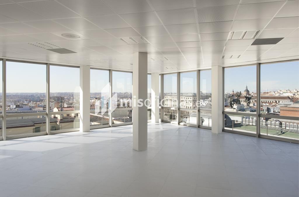 Oficina en alquiler en Calle Alfonso Xii 62, Pl.1ª  A de 1.070 metros en Retiro, Madrid foto 2