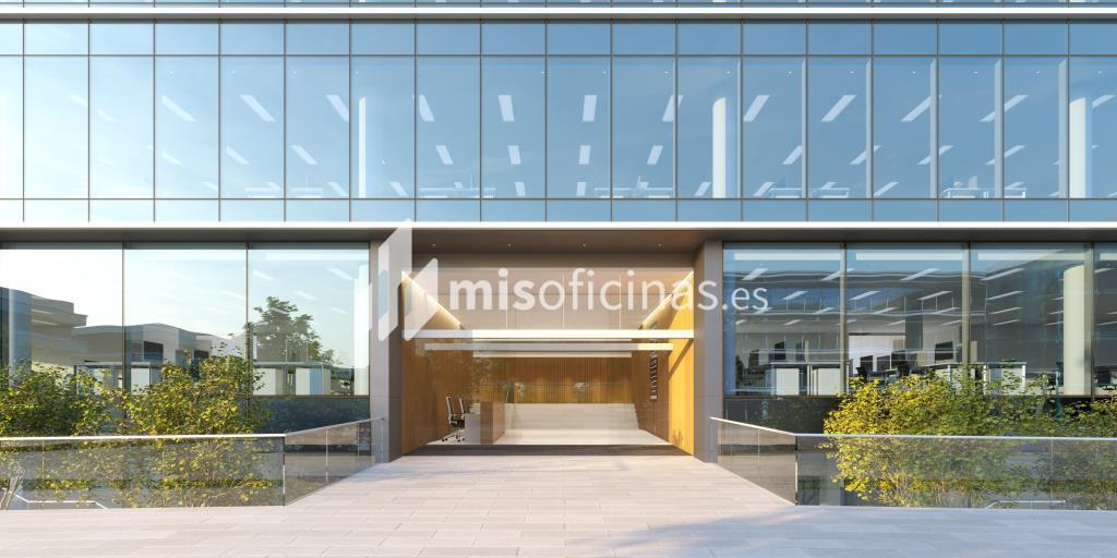 Oficina en alquiler en Avenida Bruselas  38 de 608 metros en Salamanca, Madrid foto 2