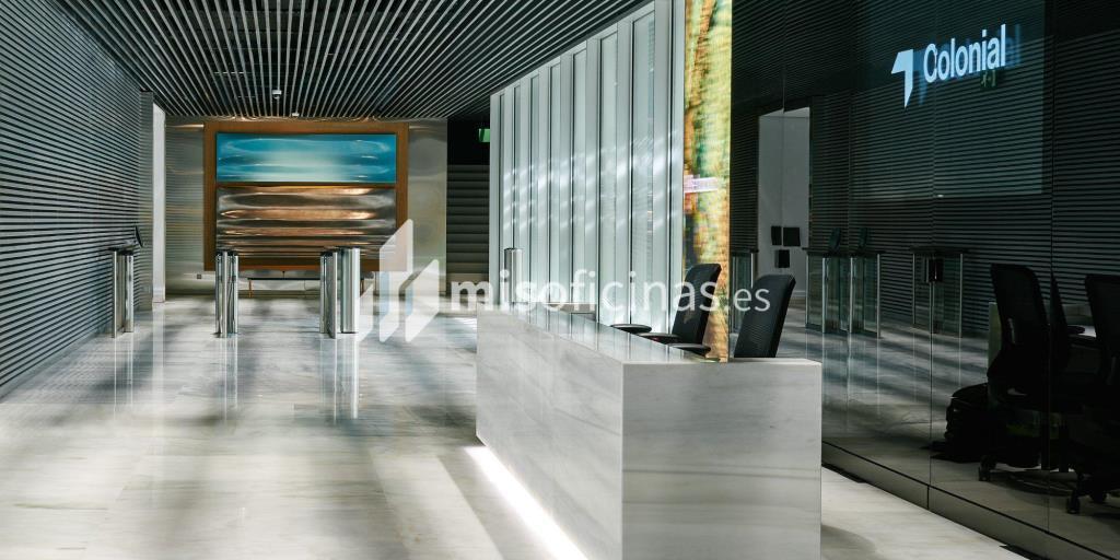 Oficina en alquiler en Calle Estébanez Calderón 3-5, Pl.6 de 1.187 metros en Tetuán, Madrid foto 1