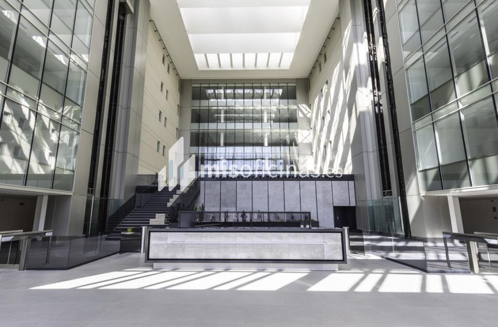 Oficina en alquiler en Calle Ribera Del Loira 28 de 1.788 metros en Campo de las Naciones-Aeropuerto, Madrid foto 1