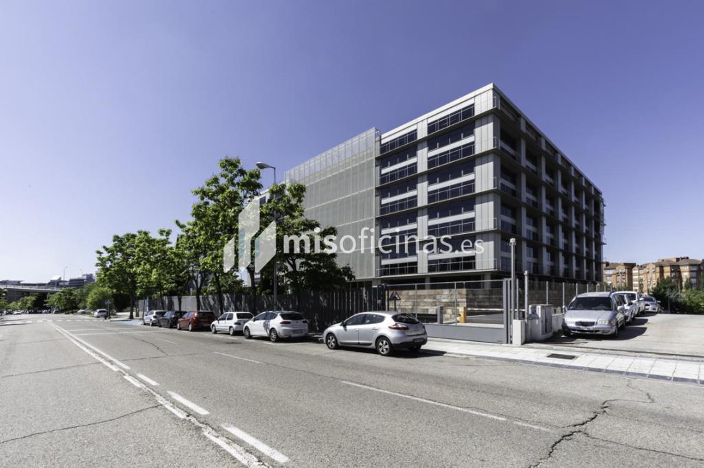 Oficina en alquiler en Calle Ribera Del Loira 28 de 1.788 metros en Campo de las Naciones-Aeropuerto, Madrid foto 16