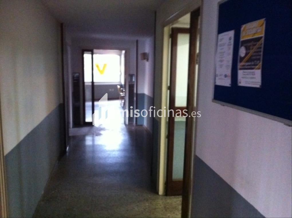 Oficina en venta en Rambla De Egara  200 de 300 metros en TerrassaVista exterior frontal