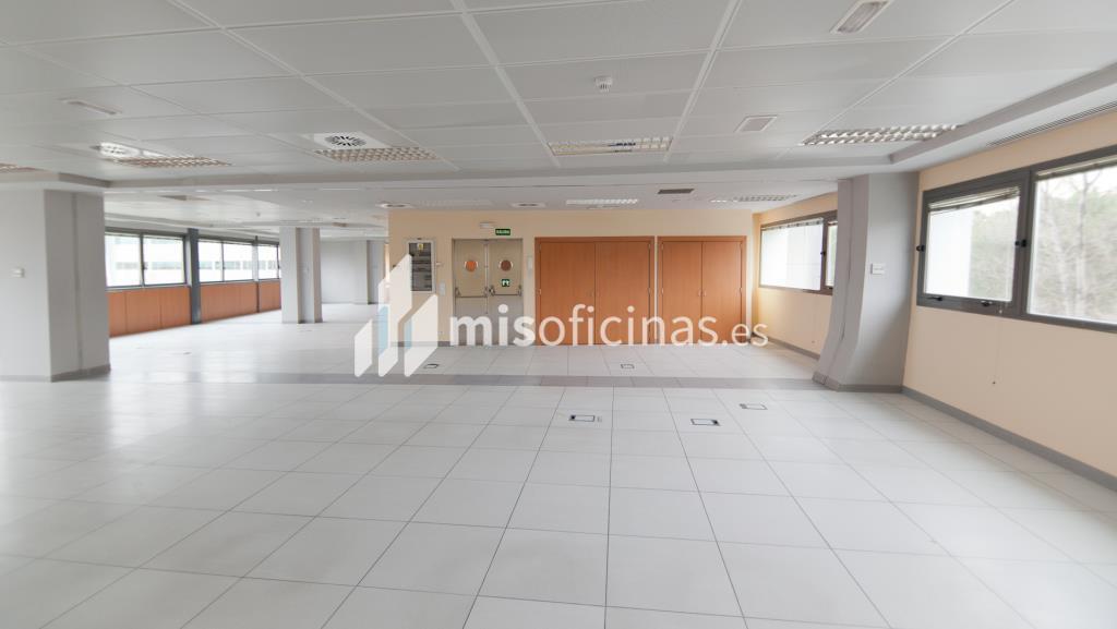 Oficina en alquiler en Plaza De La Encina 104 de 281 metros en Tres Cantos foto 14