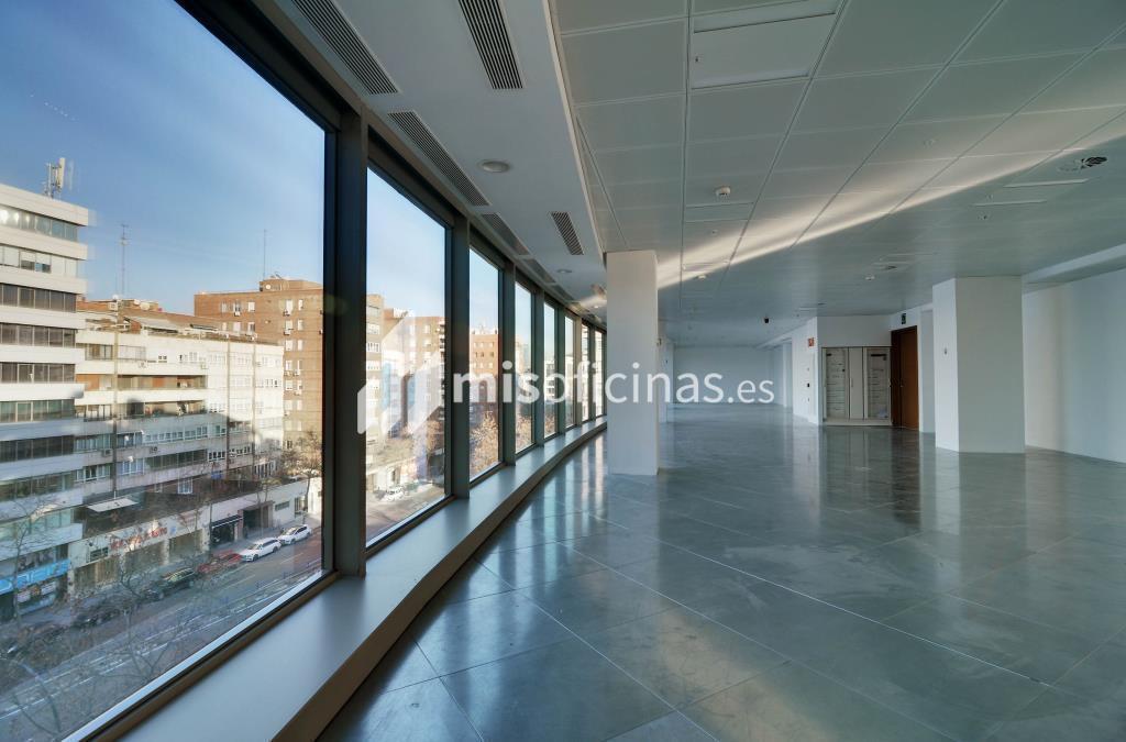 Oficina en alquiler en Calle Principe De Vergara 110 de 816 metros en Salamanca, Madrid foto 4