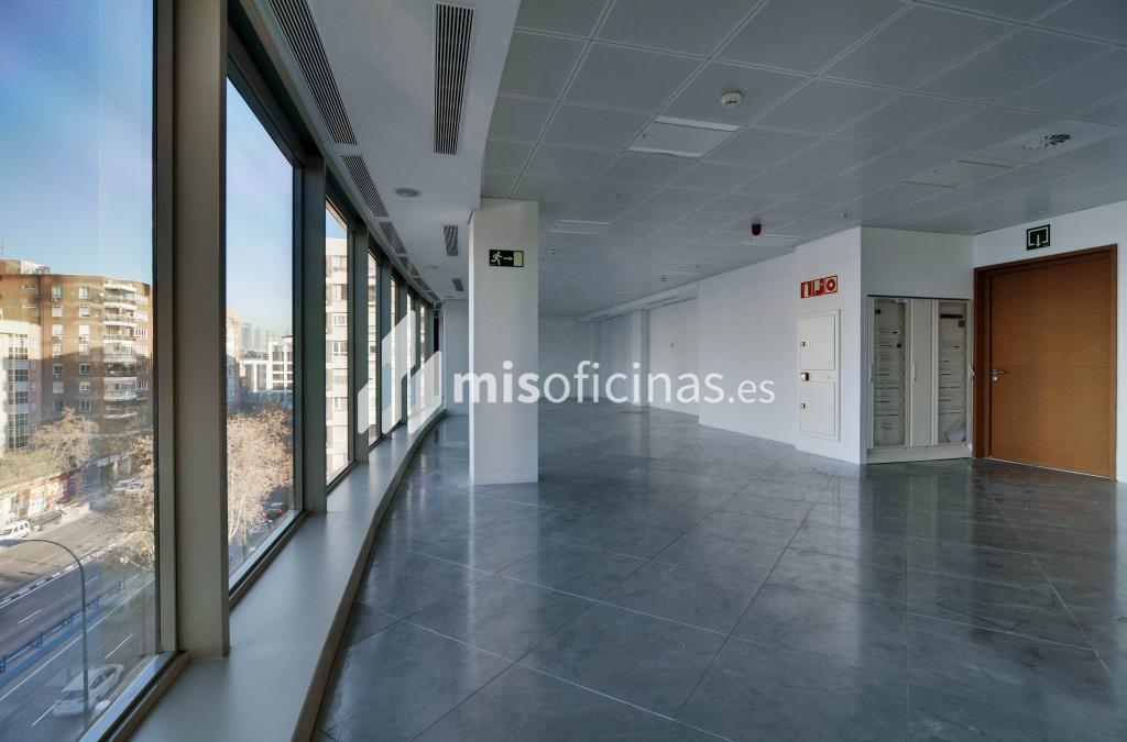 Oficina en alquiler en Calle Principe De Vergara 110 de 816 metros en Salamanca, Madrid foto 5