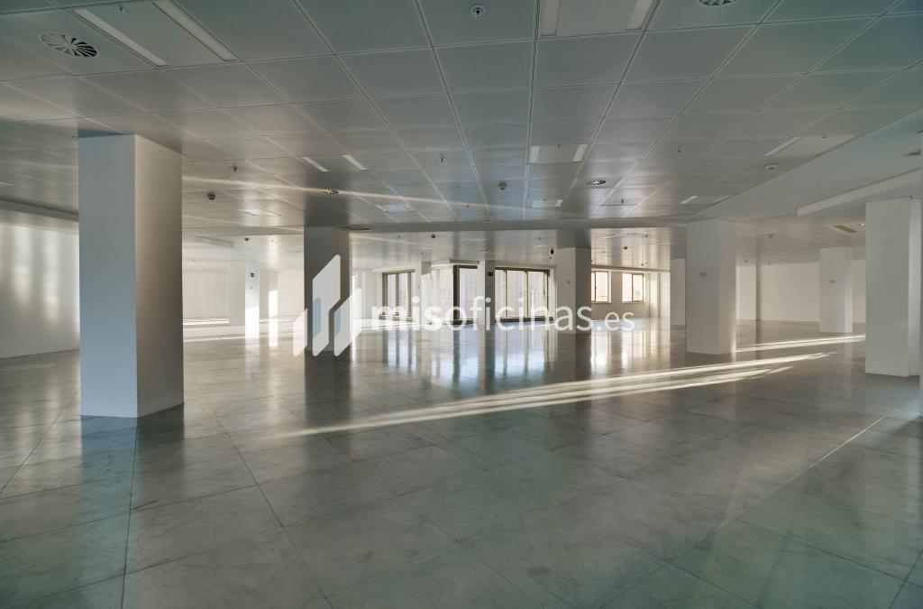 Oficina en alquiler en Calle Principe De Vergara 110 de 816 metros en Salamanca, Madrid foto 7